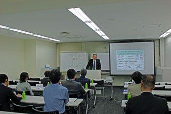 新宿で助成金セミナー
